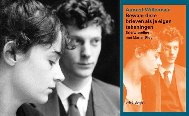 August Willemsen Recensie Bewaar deze brieven als je eigen tekeningen door August