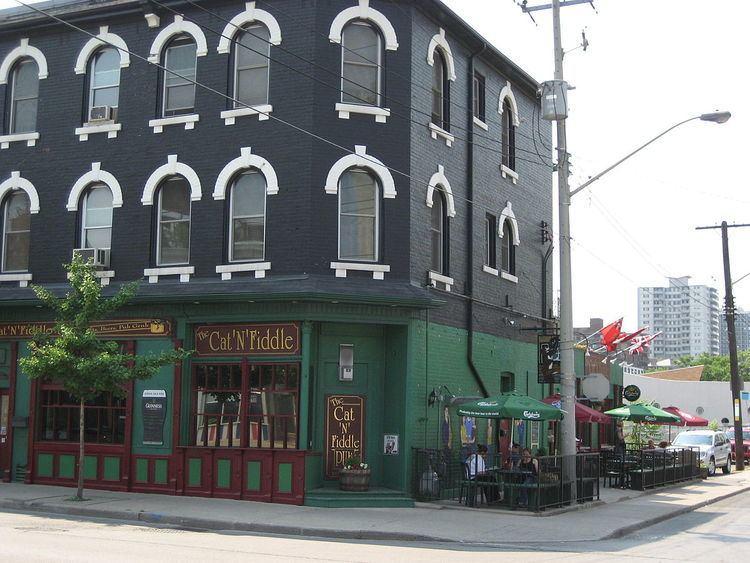 Augusta Street (Hamilton, Ontario)