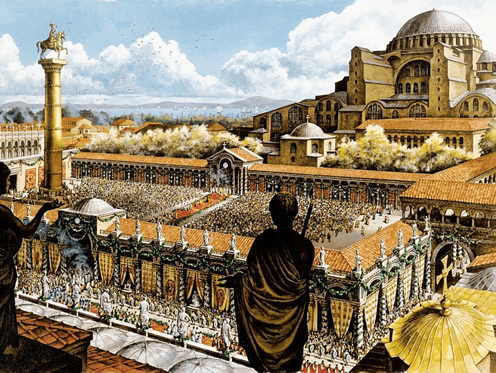 Augustaion The Augustaion of Constantinople