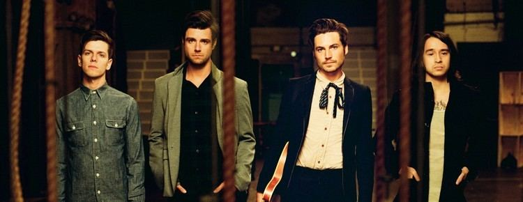 Augustana (band) Back to basics frontman Dan Layus explains Augustana39s fresh