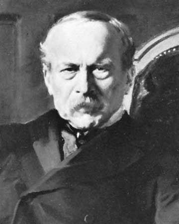 Auguste, Baron Lambermont Auguste Baron Lambermont Belgian statesman Britannicacom
