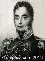 Auguste, comte de La Ferronays wwwcarphazcomalbumhommesimageshomme252jpg
