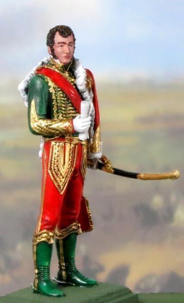 Auguste de Marmont Marshal Auguste Marmont Artig Tin Soldiers historical