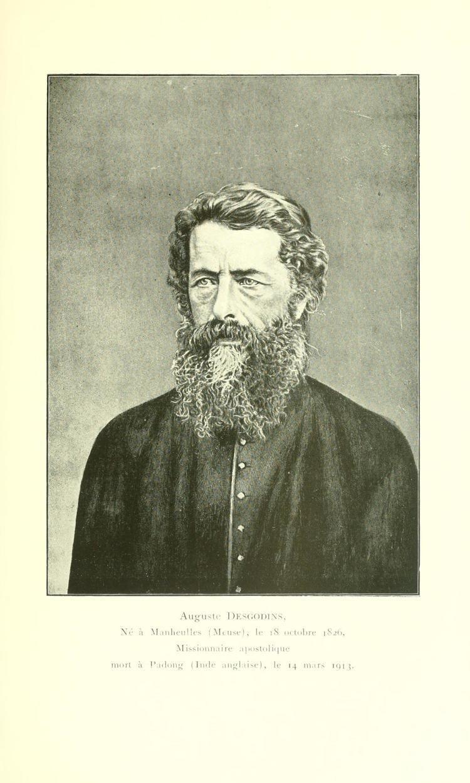 Auguste Desgodins Auguste Desgodins Wikipedia