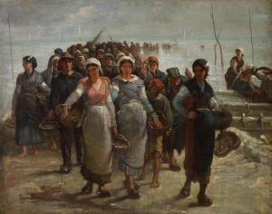 Auguste Feyen-Perrin Prices and estimates of works Francois N Auguste FeyenPerrin