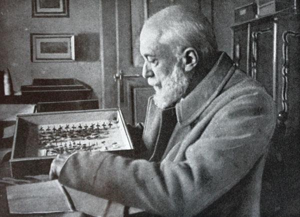 Auguste Forel HISTORIAS DE HORMIGAS El viaje a Colombia de Auguste Forel