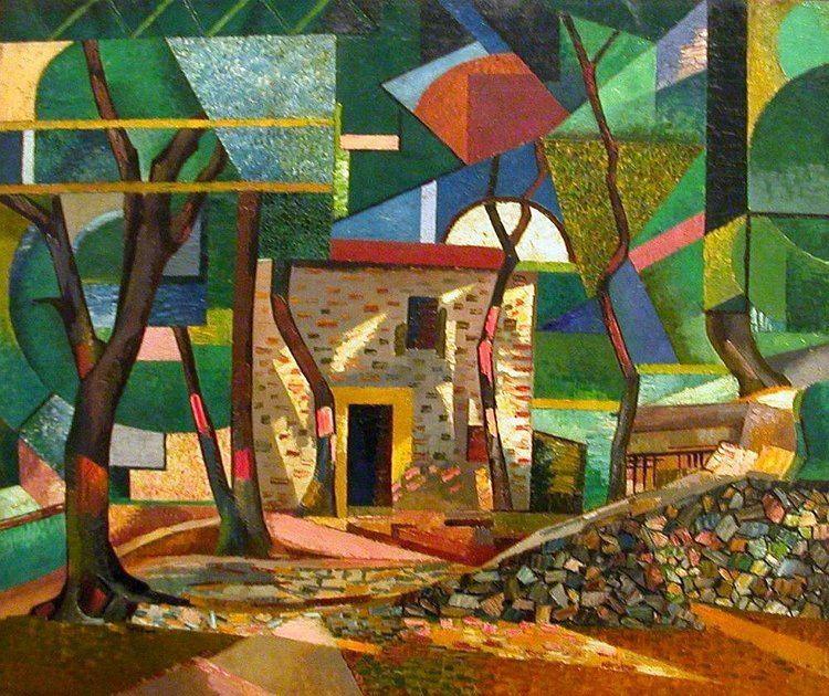 Auguste Herbin Herbin Auguste Fine Arts Before 1945 The Red List