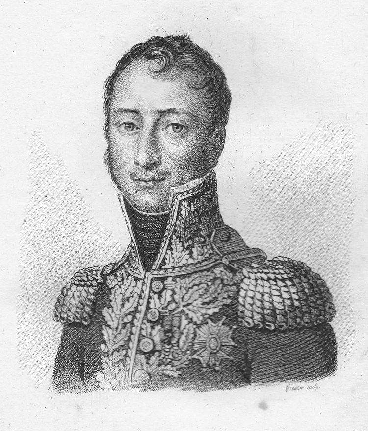 Auguste-Jean-Gabriel de Caulaincourt httpsuploadwikimediaorgwikipediacommons44