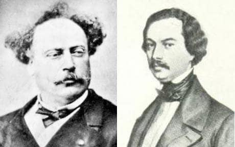Auguste Maquet Alexandre Dumas novels penned by 39fourth musketeer39 ghost