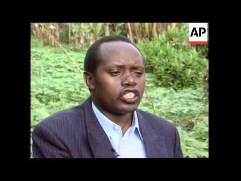 Augustin Bizimungu Former Rwandan general held on war crimes charges YouTube