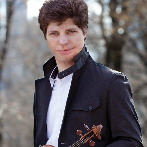 Augustin Hadelich Augustin Hadelich violin and Charles Owen piano