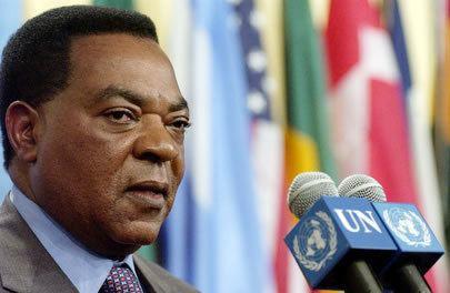 Augustine Mahiga SecretaryGeneral Appoints Augustine P Mahiga of United