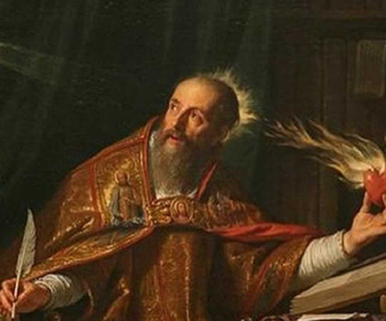Augustine of Hippo St Augustine Biography Childhood Life Achievements