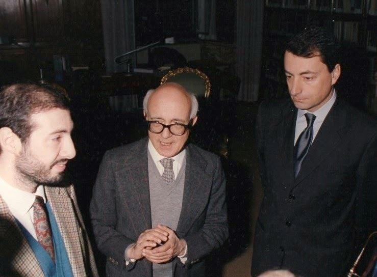 Augusto Graziani La commemorazione di Augusto Graziani Riccardo Realfonzo
