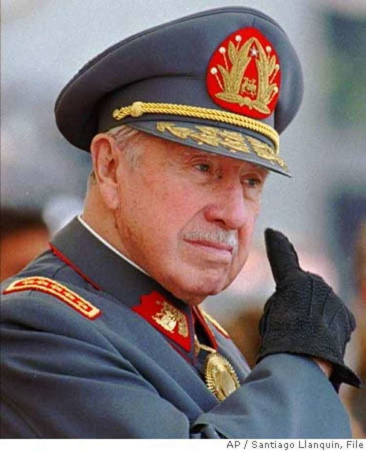 Augusto Pinochet AUGUSTO PINOCHET Chilean leaders regime left thousands of