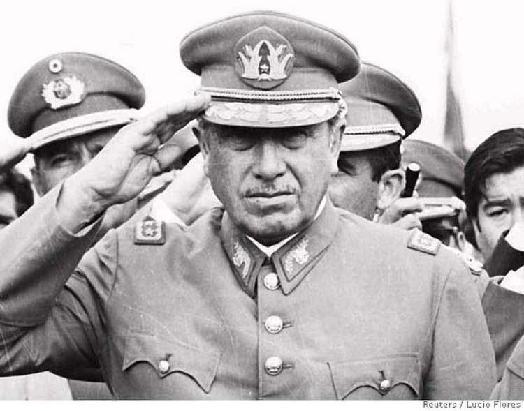 Augusto Pinochet AUGUSTO PINOCHET 1915 2006 Chilean leaders regime left