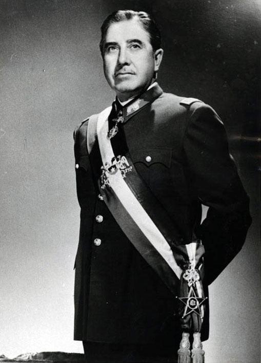 Augusto Pinochet Augusto Pinochet Wikipedia