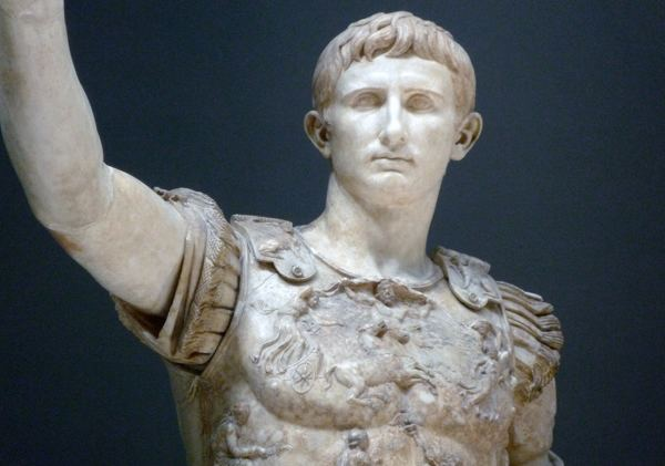 Augustus Augustus of Primaporta Early empire Khan Academy