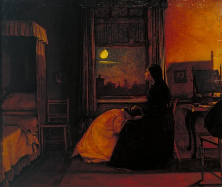 Augustus Egg Past and Present No 3 Augustus Leopold Egg 1858 Tate