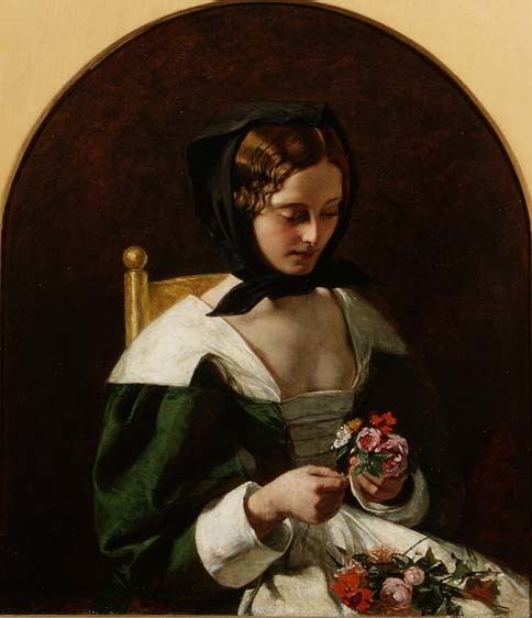 Augustus Egg Augustus Leopold Egg Paintings Oil Paintings Reproductions page1
