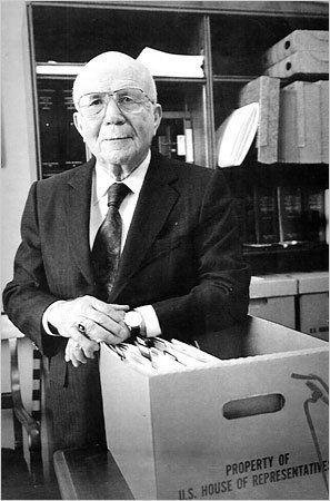 Augustus F. Hawkins A F Hawkins Civil Rights Lawmaker Dies at 100 The New York Times