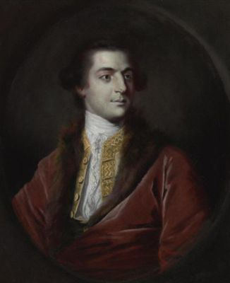 Augustus FitzRoy, 3rd Duke of Grafton Augustus Fitzroy 3rd Duke of Grafton by Joshua Reynolds 2