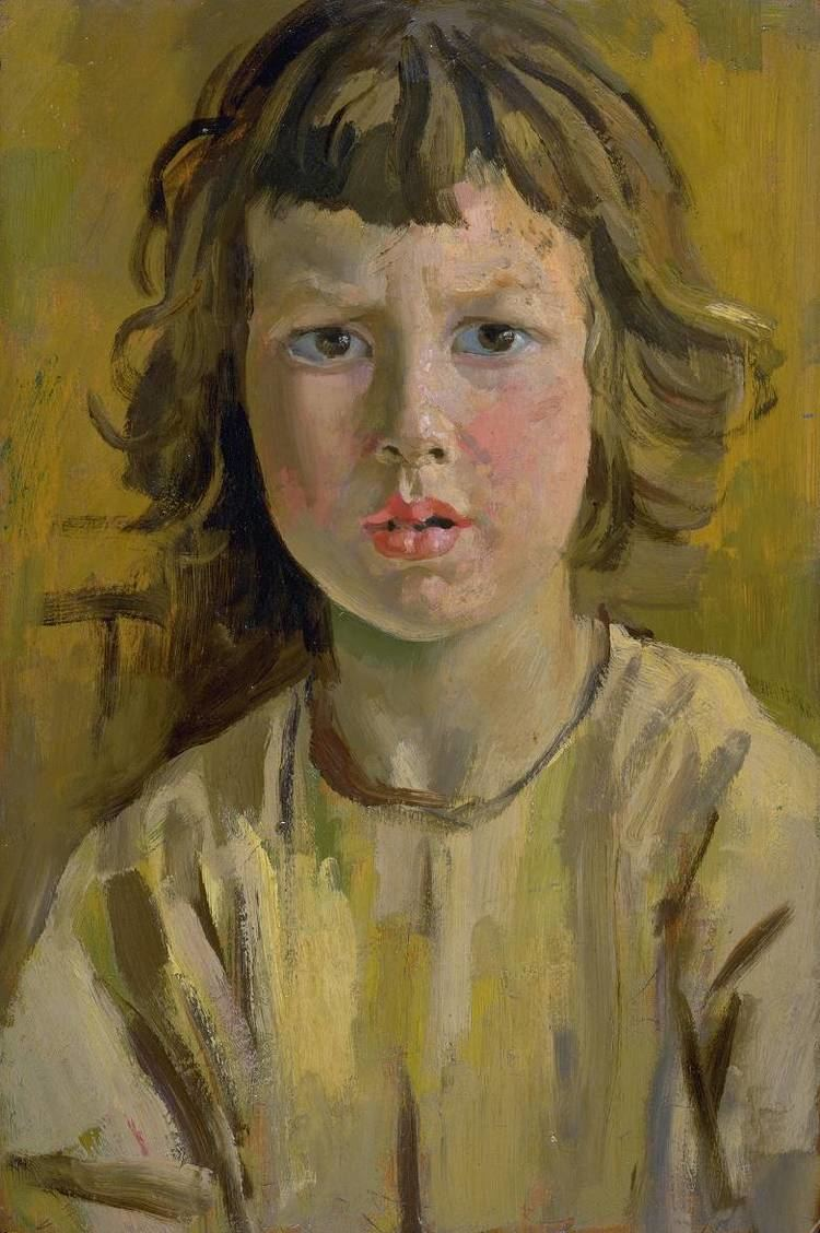 Augustus John Robin circa 1912 by Augustus John OM 18781961
