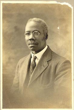 Augustus Nathaniel Lushington Augustus Nathaniel Lushington The first African American to earn a