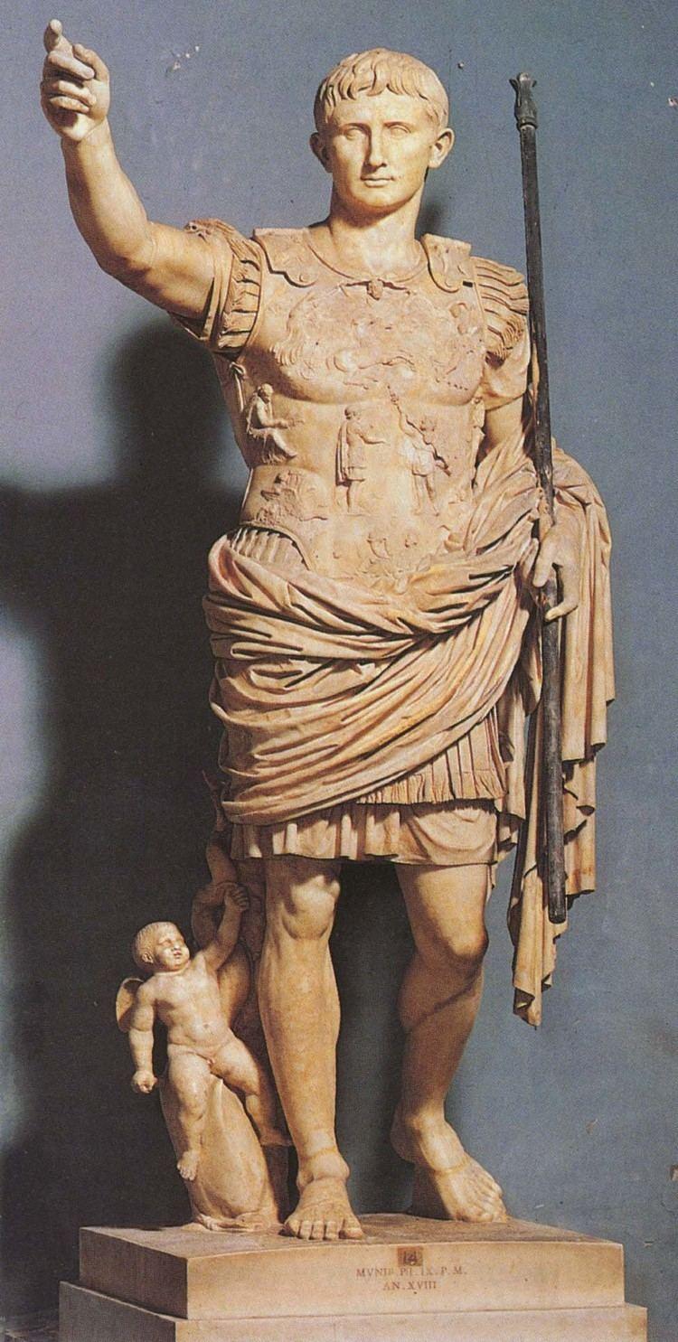 Augustus of Prima Porta Augustus von Prima Porta