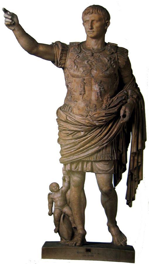 Augustus of Prima Porta Augustus of Prima Porta