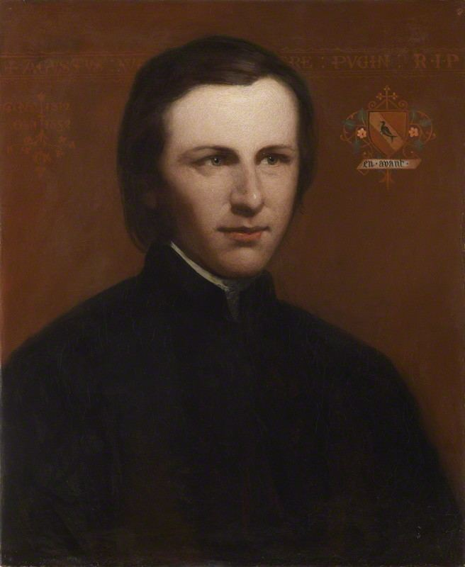 Augustus Pugin httpsuploadwikimediaorgwikipediacommons99