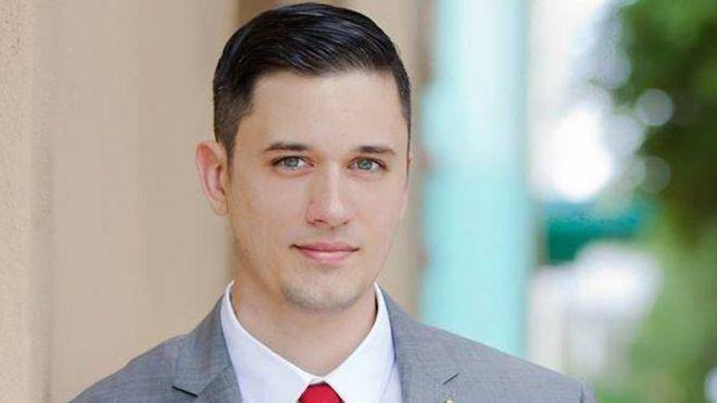 Augustus Sol Invictus Senate candidate in Florida admits drinking goat blood