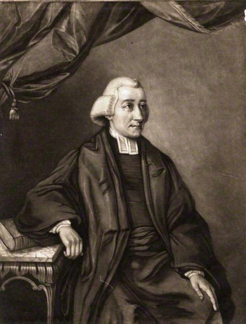 Augustus Toplady Controversy between Augustus Toplady and John Wesley
