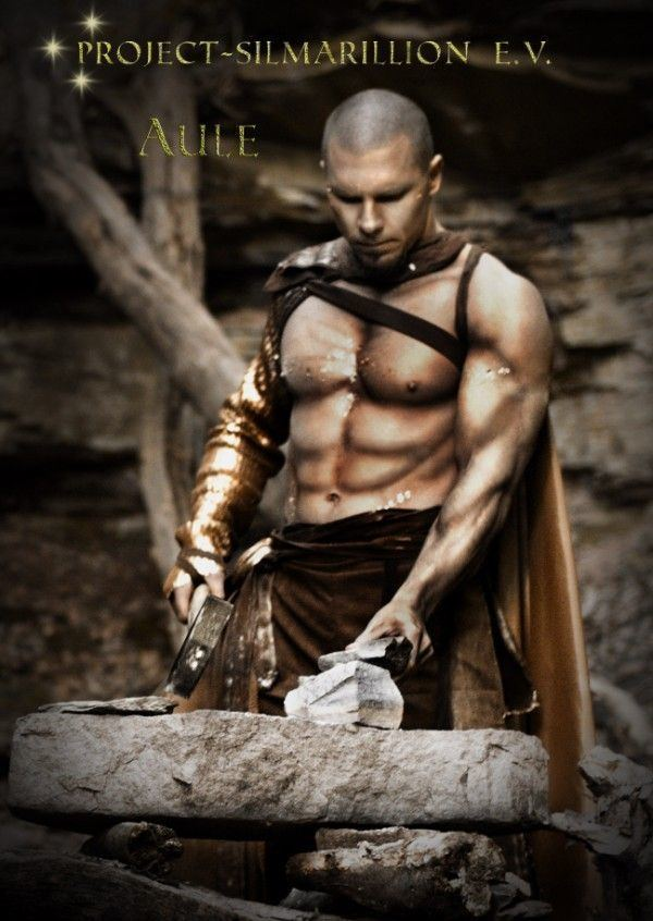 Aulë Aul the Smith is a Vala and one of the Ainur Aul is given