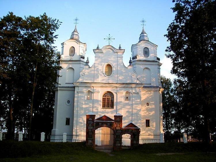Auleja parish