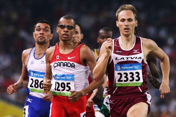 Aunese Curreen Aunese Curreen Photos Photos Olympics Day 12 Athletics Zimbio
