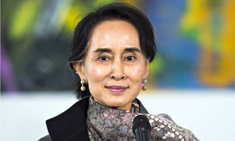 Aung San Suu Kyi Election tensions rise between Aung San Suu Kyi and Thein