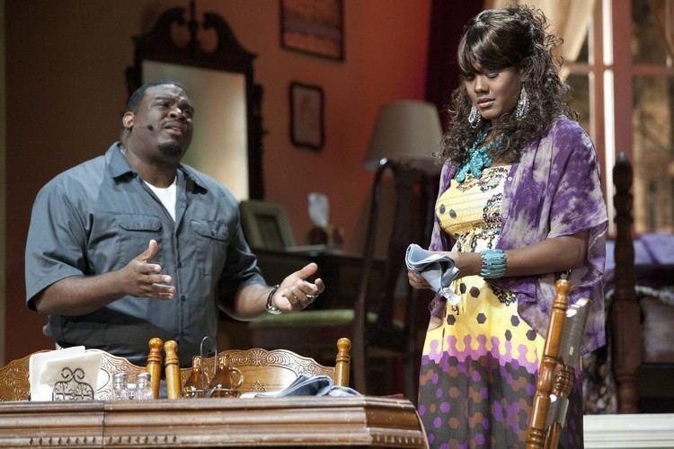 Aunt Bam's Place Taral Hicks Talks Tyler Perry39s Aunt Bam39s Place blackfilmcom