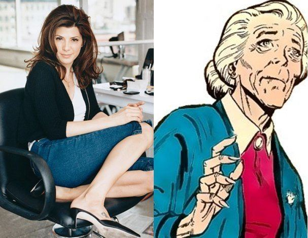 Aunt May What Marisa Tomei As Aunt May Means For The SpiderMan Reboot