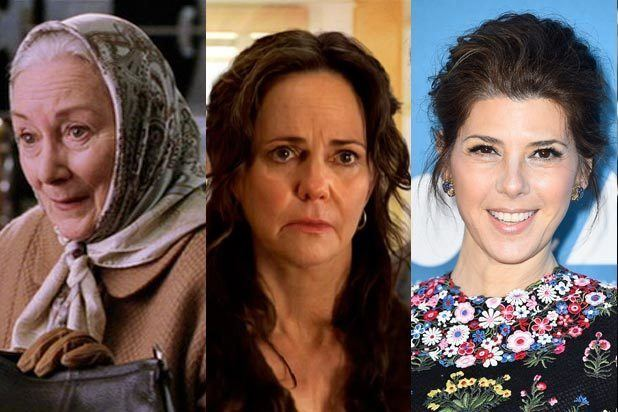 Aunt May SpiderMan39 Casting of Marisa Tomei as Aunt May Draws Social Media