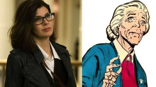 Aunt May Marisa Tomei is SpiderMan39s new Aunt May Newswire The AV Club