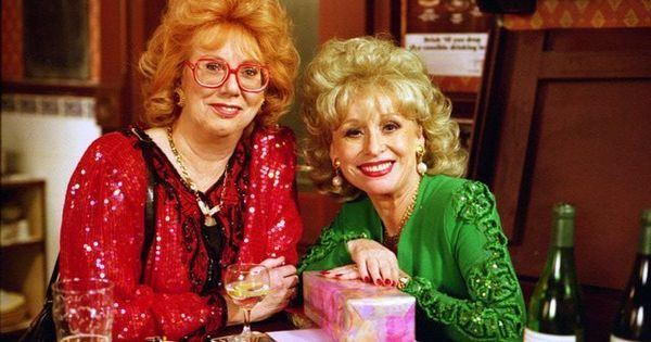 Aunt Sal Aunt Sal and Peggy played by Anna Karen and Barbara Windsor