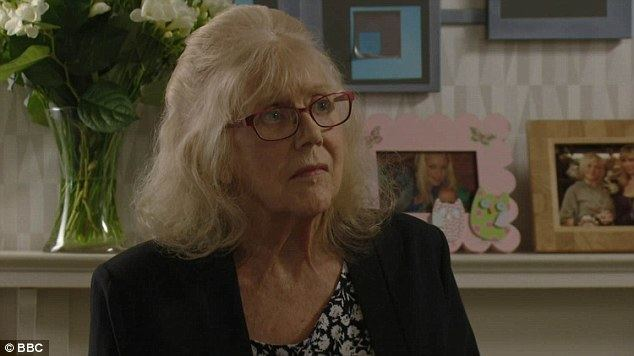 Aunt Sal Eastenders39 Barbara Windsor gave a heartbreaking performance as