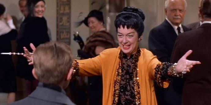 Auntie Mame (film) Movie Quote of the Day Auntie Mame 1958 stargayzingcom