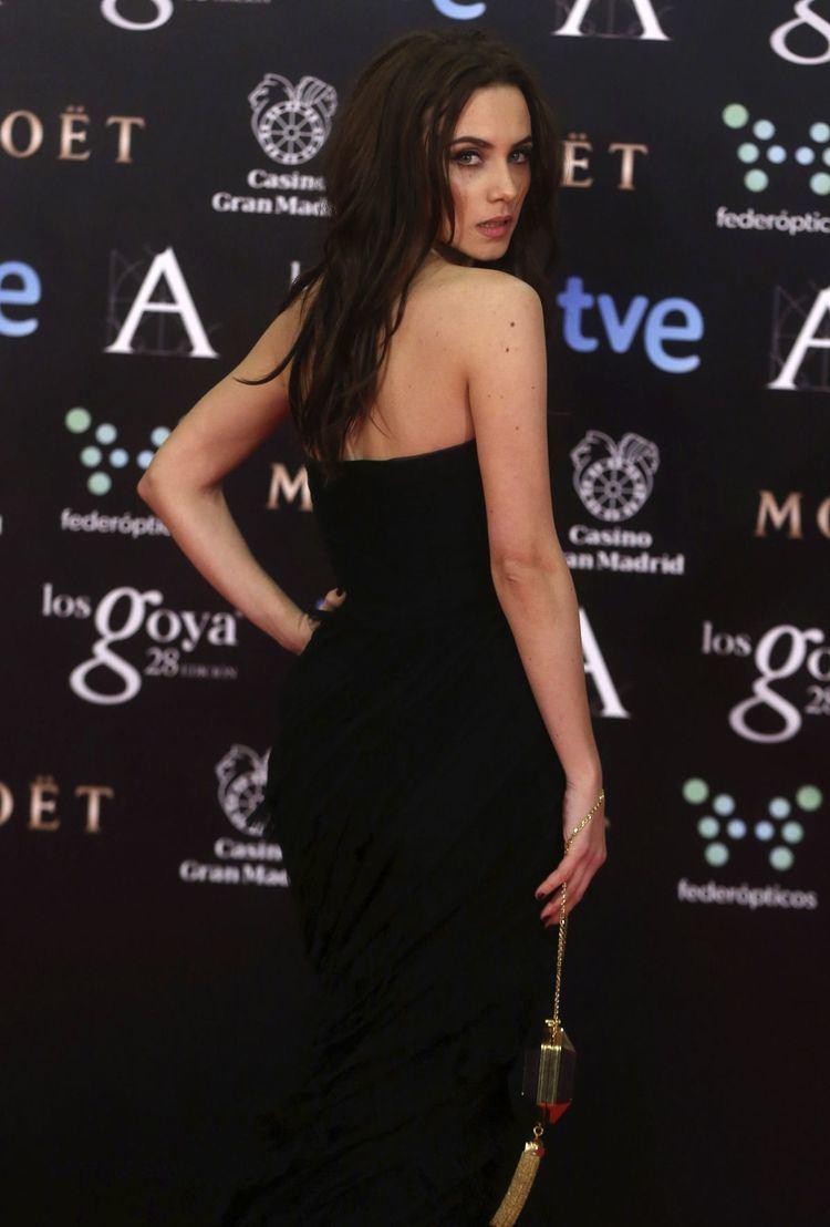 Aura Garrido Aura Garrido At Goya Film Awards Celebzz Celebzz