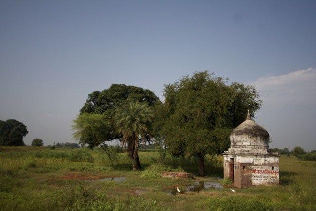 Auraiya Beautiful Landscapes of Auraiya