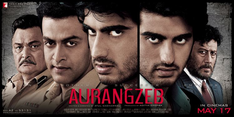 Aurangzeb (film) AURANGZEB2013 AAMBARS REVIEWS