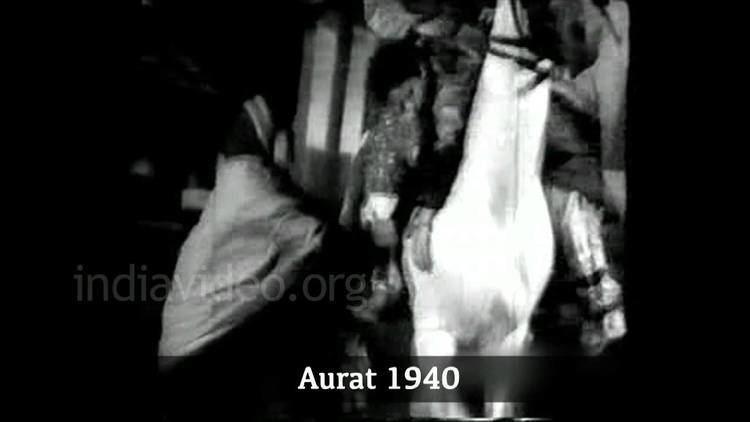 Aurat 1940 Hindi film YouTube