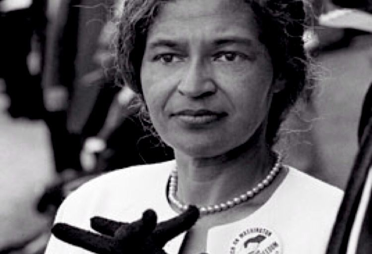 Aurelia Browder Rosa Parks by Abbi Newton