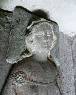 Aurelia of Strasbourg St Aurelia of Strasbourg Saints Angels Catholic Online
